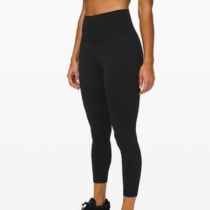 "Lululemon Align Pant 28"" Black Size 2"
